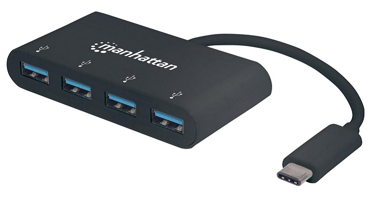 thiết bị Hub USB