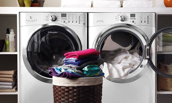 Các loại quần áo nên giặt bằng nước nóng