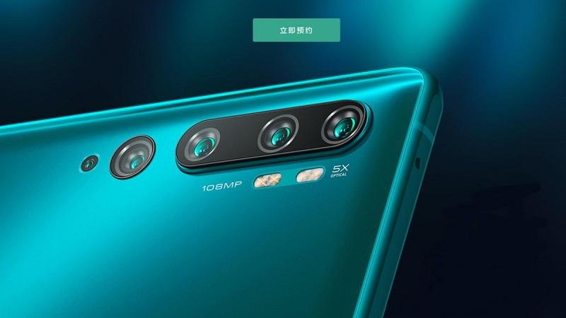 Xiaomi Mi CC9 Pro bất ngờ đạt 121 điểm trên DxOMark, xếp ngang hàng với Huawei Mate 30 Pro