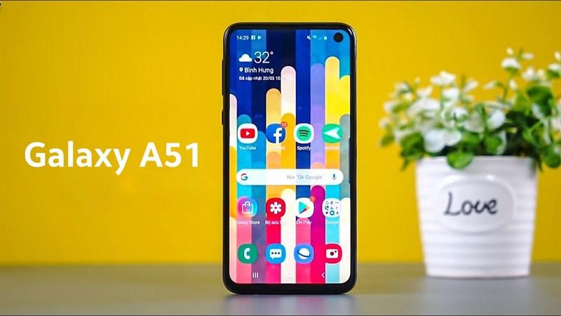 Rò rỉ nhiều thông số kỹ thuật quan trọng của Galaxy A51: Màn hình AMOLED 6.5 inch, camera 48MP và còn gì nữa?