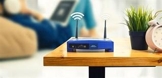 Wifi bị chậm, yếu sóng. Nguyên nhân và cách khắc phục