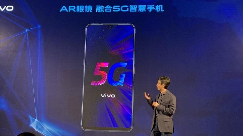 Vivo lên kế hoạch ra mắt 5 smartphone 5G vào năm 2020, tập trung vào thị trường tầm trung