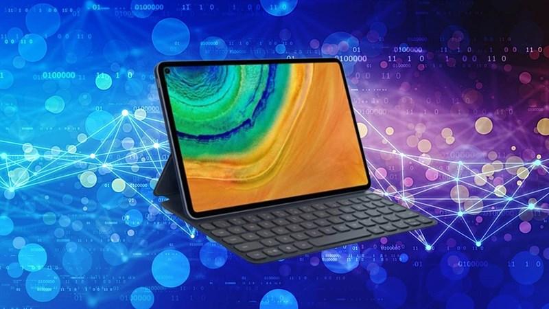 Huawei MatePad Pro với thiết kế ấn tượng, chip Kirin 990 vừa được xác nhận có sạc nhanh 40W
