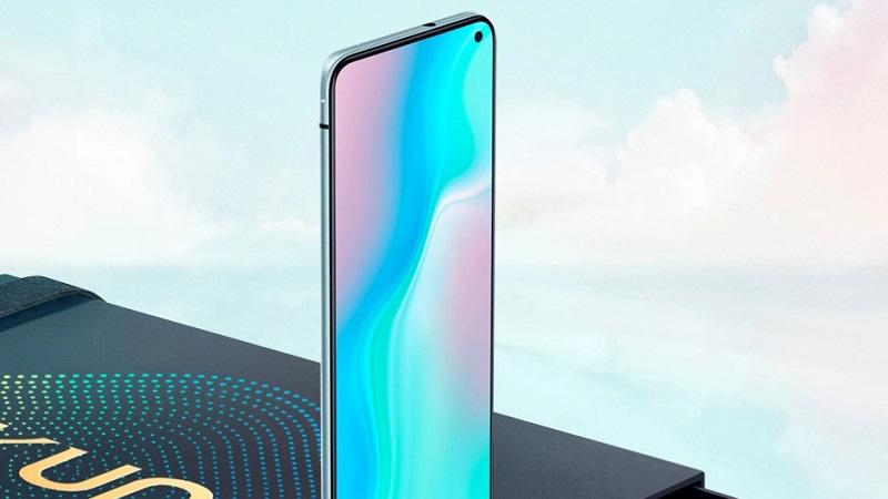 Vivo S5 lộ thiết kế mặt trước và sau trong poster mới