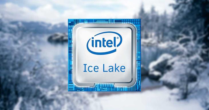 Chip Ice Lake hiệu năng mạnh mẽ