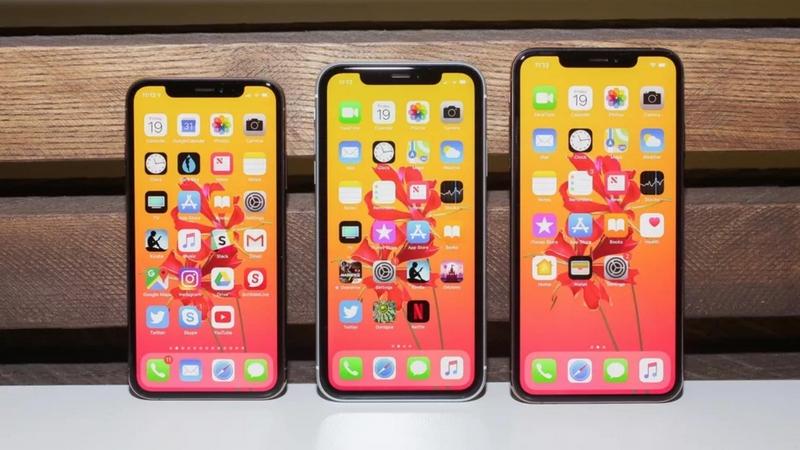 iPhone Xr, iPhone Xs và iPhone Xs Max