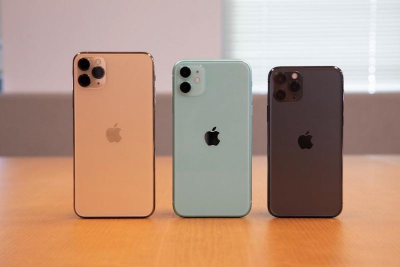 iPhone 11, iPhone 11 Pro và iPhone 11 Pro Max