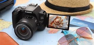 Các chế độ chụp, quay thường thấy trên máy ảnh Canon