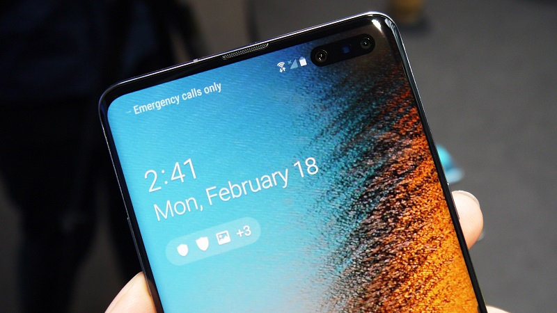 Galaxy S10 5G sẽ có 'Face ID' khi được cập nhật Android 10