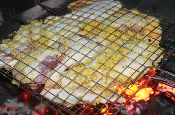 Bước 3 Nướng vịt Vịt nướng riềng mẻ