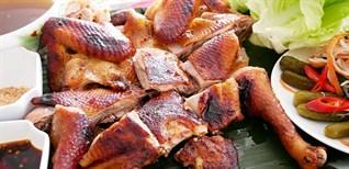 Hướng dẫn cách làm 3 món vịt nướng lá sen, vịt nướng lá mắc mật, vịt nướng lá chuối hấp dẫn