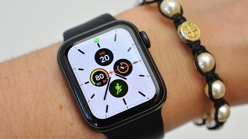 Apple nộp một bằng sáng chế mới, có liên quan đến việc tích hợp Touch ID vào màn hình Apple Watch