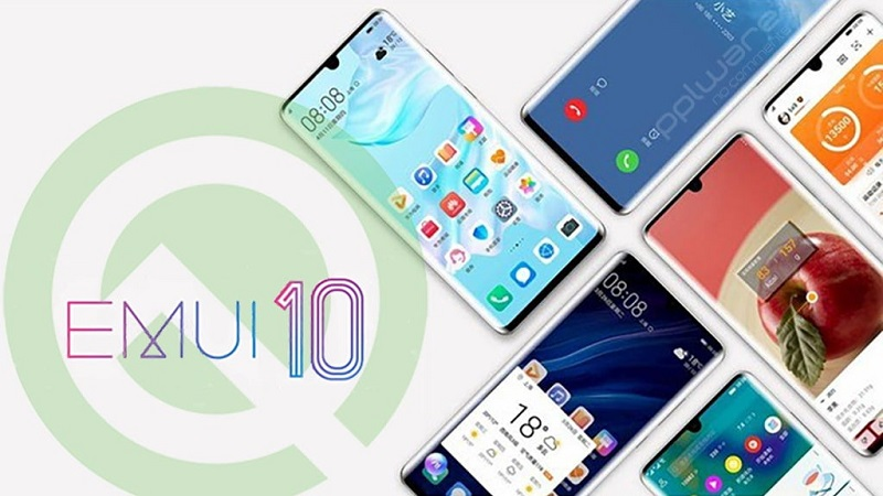Huawei tung ra bản cập nhật EMUI 10 chính thức cho P30 và P30 Pro