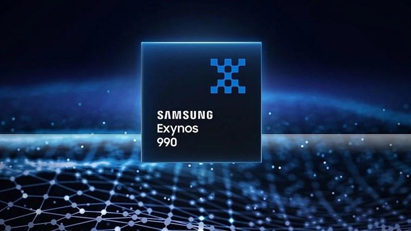 Samsung Exynos 990 và Exynos 9830 là cùng một con chip