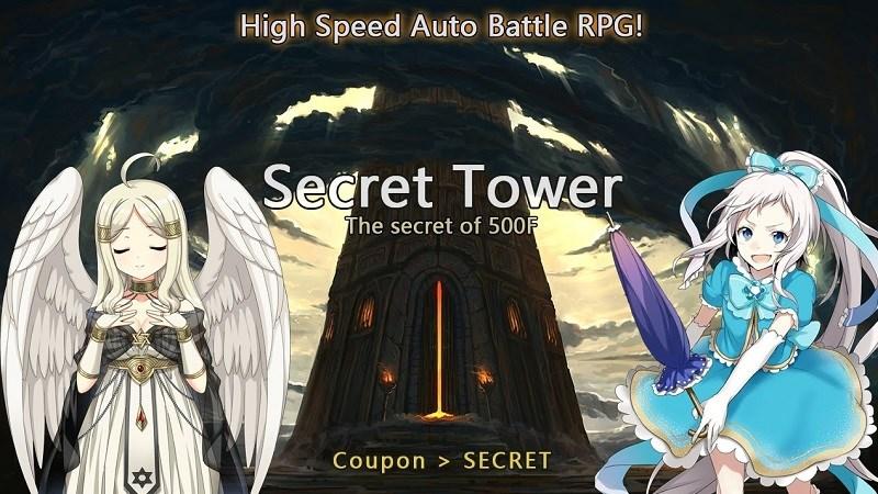 Hình ảnh trong game Secret Tower VIP