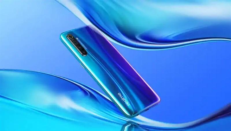 Realme 5s được trang bán lẻ xác nhận chuẩn bị ra mắt