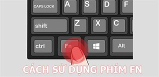 Phím FN trên laptop là gì? Cách sử dụng, bật tắt phím FN cho người mới