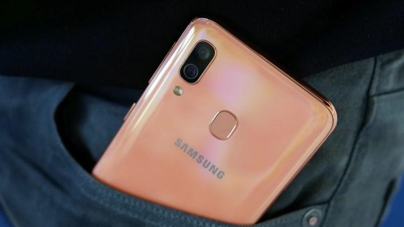 Galaxy A01 với camera kép, pin 3.000 mAh vừa đạt chứng nhận tại FCC
