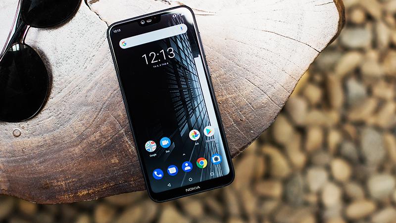 Smartphone Nokia giảm giá