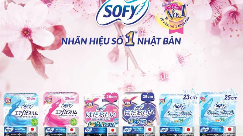 Băng vệ sinh Sofy có tốt không?