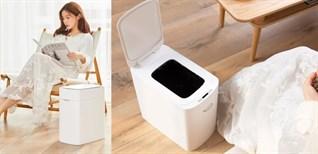 Xiaomi ra mắt thùng rác thông minh, tự động mở nắp và khóa túi rác, giá 974.000 đồng