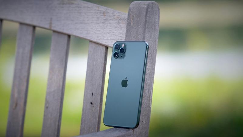 iPhone 11 Pro trang bị con chip mạnh mẽ