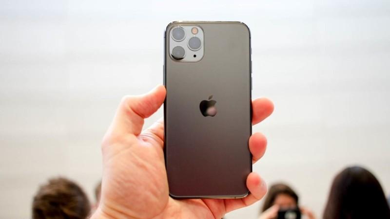 iPhone 11 Pro trên tay