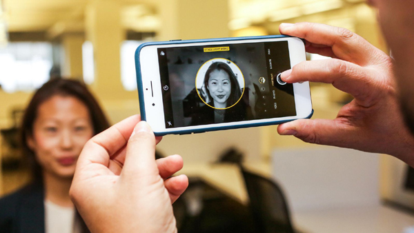 Chụp ảnh 3D trên iPhone