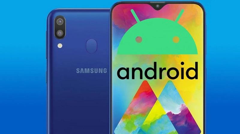 Galaxy M20 và M30 được Samsung thử nghiệm Android 10