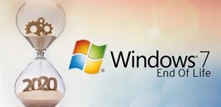 Microsoft ngừng hỗ trợ Windows 7 vào 2020, đây là những điều bạn cần làm