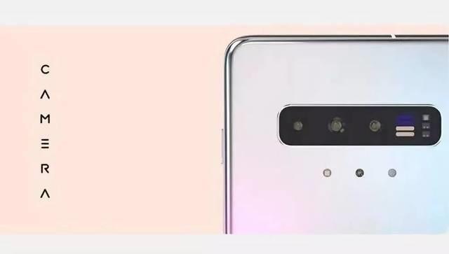 Camera sau Galaxy S11
