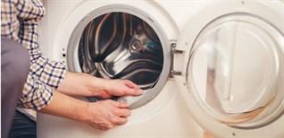 Hướng dẫn cách vệ sinh bộ lọc cặn trong máy giặt tránh tắt nghẽn nước