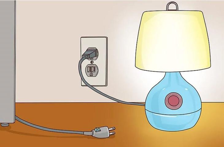 Cắm tử ổ điện khác