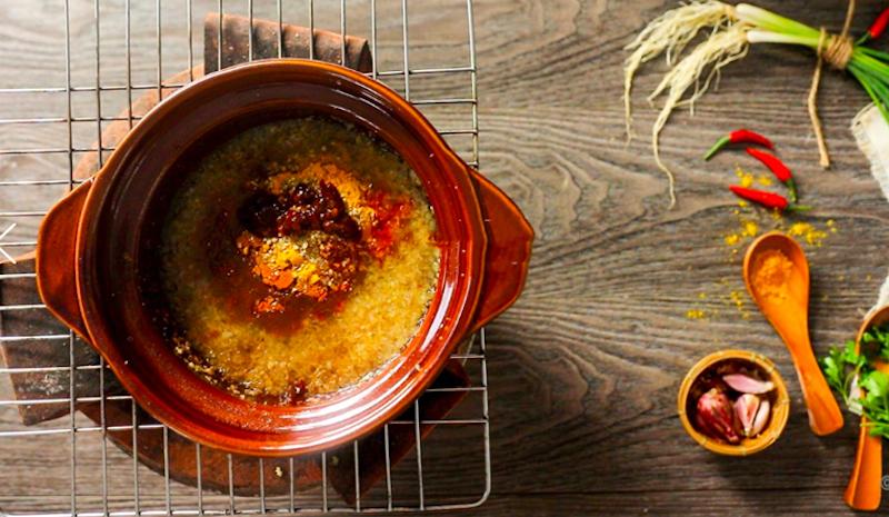 Cách làm thịt xiên nướng cà ri thơm ngon, dai béo đậm đà