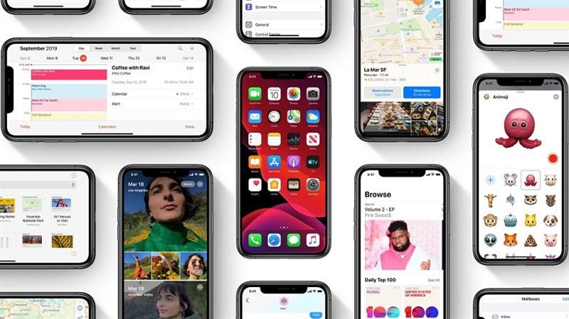 Apple phát hành iOS 13.2.3 với nhiều cải tiến ứng dụng nền, sửa lỗi Mail và hơn thế nữa