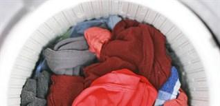 2 mẹo hay giúp máy giặt nhà bạn sấy khô quần áo nhanh hơn
