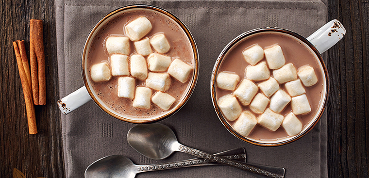 3 cách pha cacao nóng