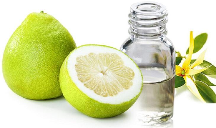 Sử dụng tinh dầu bưởi rõ nguồn gốc