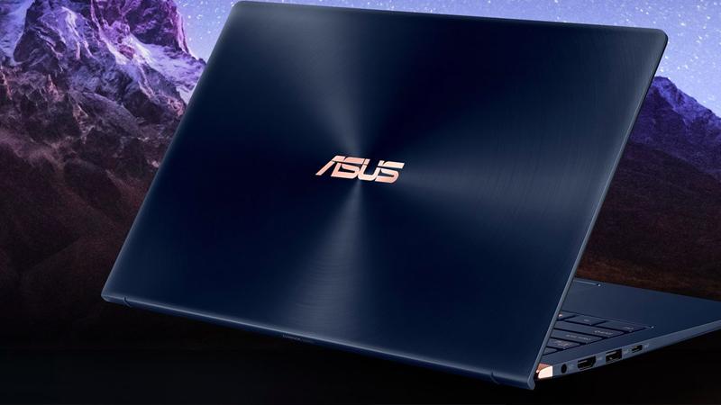 Laptop mỏng nhẹ giảm 20%