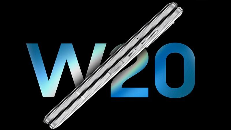 Samsung W20 ra mắt: Smartphone màn hình gập chạy Snapdragon 855 Plus, có 5G