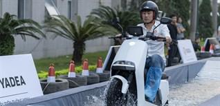 Xe máy điện Yadea G5 ra mắt tại Việt Nam giá 40 triệu, sẽ bán tại Điện máy XANH