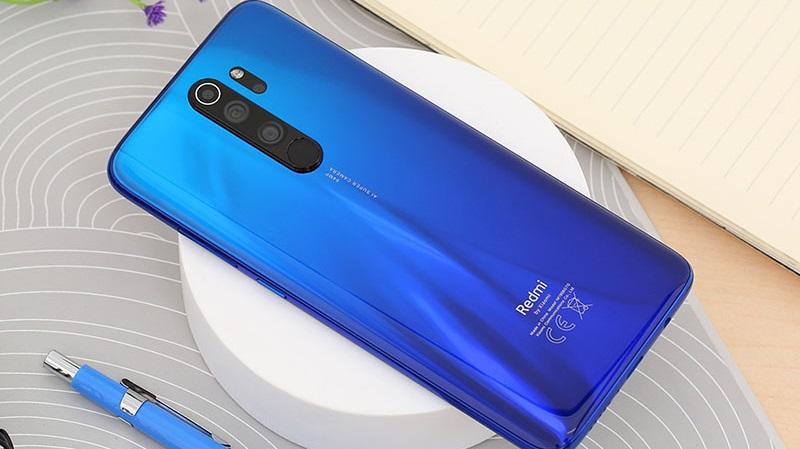 Độc quyền Xiaomi Redmi Note 8 Pro xanh dương