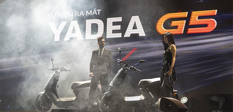 Thông tin về 3 dòng xe điện của Yadea sắp được bán tại Điện máy XANH