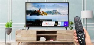 Cách kết nối Magic remote với tivi LG