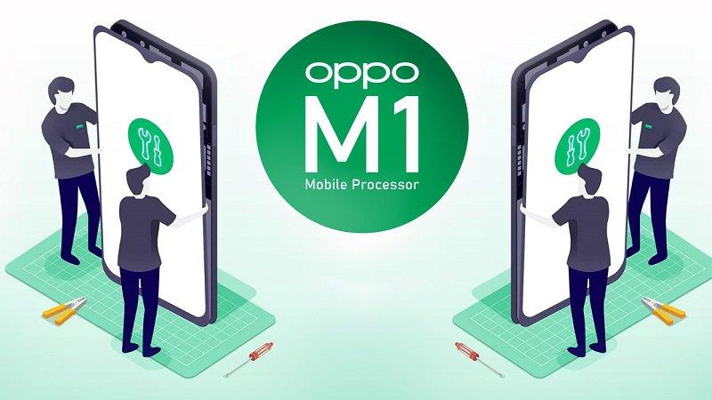 OPPO đang phát triển chip di động cho riêng mình, tự làm tự xài