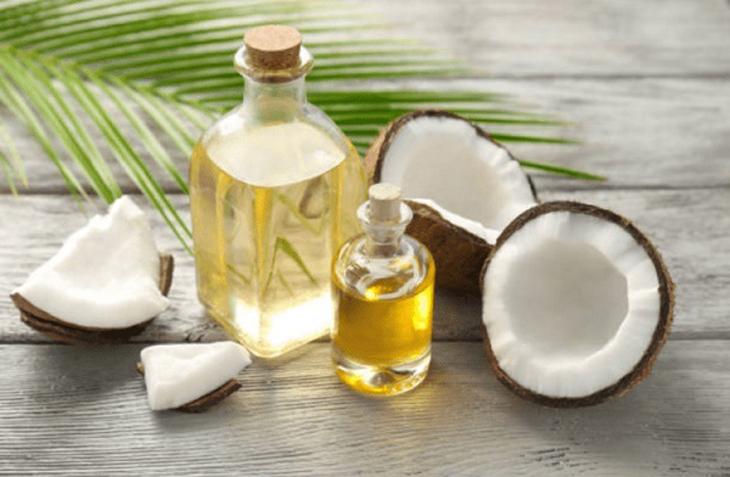 Chọn mua dầu dừa