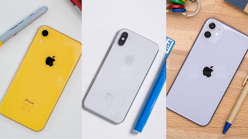 iPhone Xr vs iPhone X vs iPhone 11 Lock