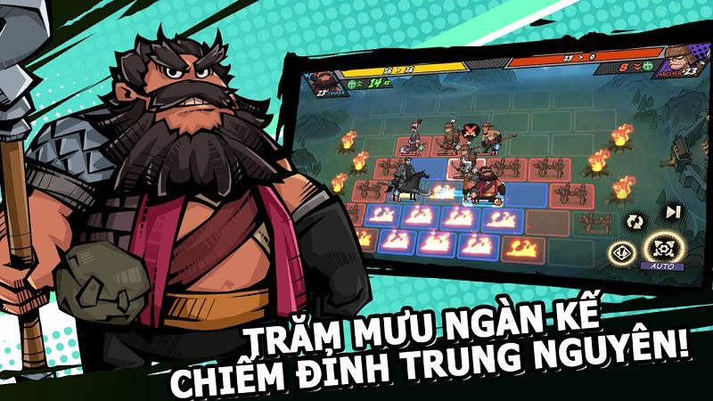 Hình ảnh trong game T3K Strategy