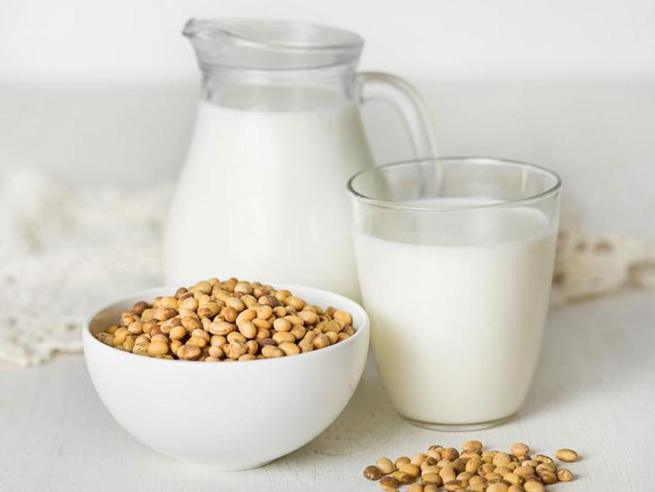 Lưu ý khi uống sữa đậu nành