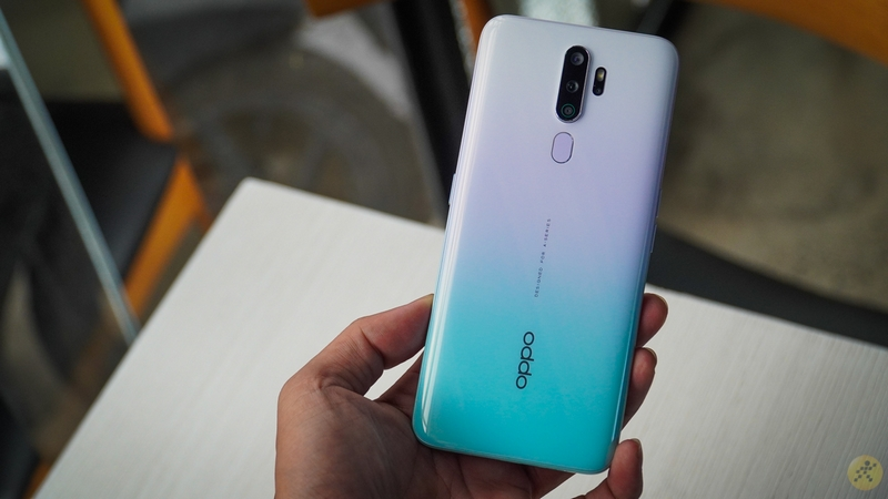 OPPO A9 (2020) Trắng Ngọc Thạch